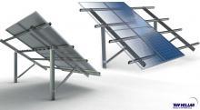EUROPA SUN 100 Βάση φωτοβολταϊκών συστημάτων