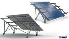 EUROPA SUN 200 Βάση φωτοβολταϊκών συστημάτων