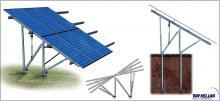 EUROPA SUN 250 Βάση φωτοβολταϊκών συστημάτων