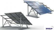 EUROPA SUN 300 Βάση φωτοβολταϊκών συστημάτων