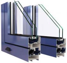 PRIMA 850 Ανοιγόμενο σύστημα αλουμινίου
