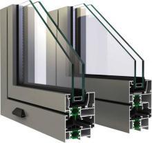 PRIMA 8500 Ανοιγόμενο σύστημα αλουμινίου