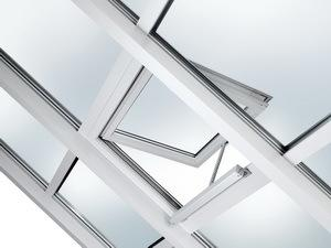 EUROPA 7000 Αίθρια Παράθυρα οροφής